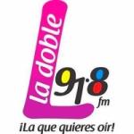 Logo da emissora Radio La Doble L 91.8 FM