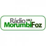 Logo da emissora Rádio Morumbi Foz 106.3 FM