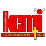 Logo da emissora Radio KCMI 96.9 FM