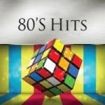 Logo da emissora 1 Hits 80s
