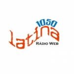 Logo da emissora Latina 1050