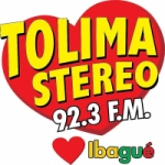 Logo da emissora Radio Tolima Stereo 92.3 FM