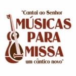 Logo da emissora Web Rádio Músicas para Missa