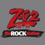 Logo da emissora Radio KEZO 92.3 FM