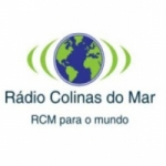 Logo da emissora R�dio Colinas do Mar