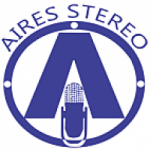 Logo da emissora Radio Aires Stereo