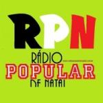 Logo da emissora Rádio Popular de Natal