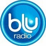 Logo da emissora Blu Radio 100.1 FM