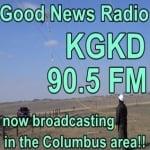 Logo da emissora Radio KGRD 105.3 FM