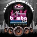 Logo da emissora Radio Bomba FM