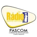 Logo da emissora Webr�dio Santo Antonio