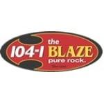 Logo da emissora Radio KIBZ 104.1 FM