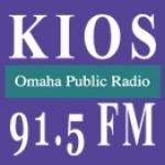 Logo da emissora Radio KIOS 91.5 FM