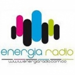 Logo da emissora Energía Radio