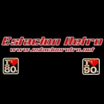 Logo da emissora Radio Estación Retro