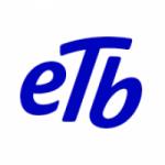 Logo da emissora ETB Radio