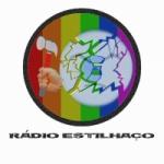 Logo da emissora Rádio Estilhaço