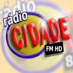 Logo da emissora R�dio Cidade HD