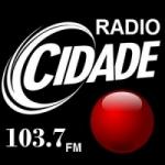 Logo da emissora Rádio Cidade HD