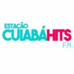 Logo da emissora Estação Cuiabá Hits