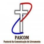 Logo da emissora Rádio Pascom Livramento