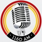 Logo da emissora Radio Frecuencia Bolivariana 1160 AM
