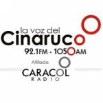 Logo da emissora Radio La Voz Del Cinaruco 1050 AM