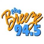 Logo da emissora KLIQ 94.5 FM