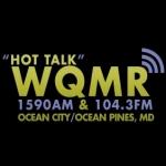 Logo da emissora Radio WQMR 101.1 FM