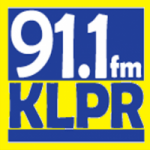 Logo da emissora KLPR 91.3 FM