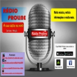 Logo da emissora R�dio Proline