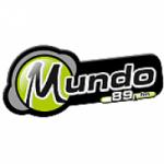 Logo da emissora Radio Mundo 89