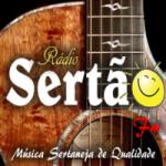 Logo da emissora Rádio Sertão FM