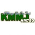 Logo da emissora KMMJ 750 AM