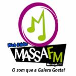 Logo da emissora Web R�dio Massa FM