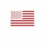Logo da emissora Rádio Jovempan USA Hits