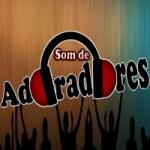 Logo da emissora Rádio Som de Adoradores