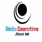 Logo da emissora Executiva Anos 90