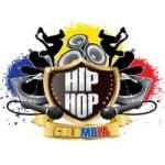 Logo da emissora Radio Hip Hop Colombia