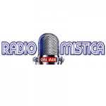 Logo da emissora Radio Mística