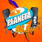 Logo da emissora Radio Planeta 96.9 FM