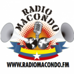 Logo da emissora Radio Macondo 105.3 FM