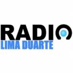 Logo da emissora Rádio Lima Duarte