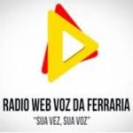 Logo da emissora Rádio Web Voz Da Ferraria