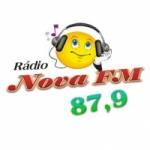 Logo da emissora Rádio Nova 87.9 FM