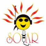 Logo da emissora Radio Solar FM Stereo 107.7 FM
