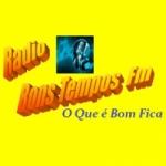 Logo da emissora Bons Tempos FM