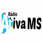 Logo da emissora Rádio Ativa MS