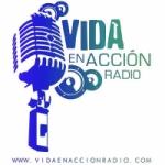 Logo da emissora Radio Vida En Acción Juvenil