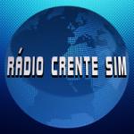 Logo da emissora Rádio Crente Sim